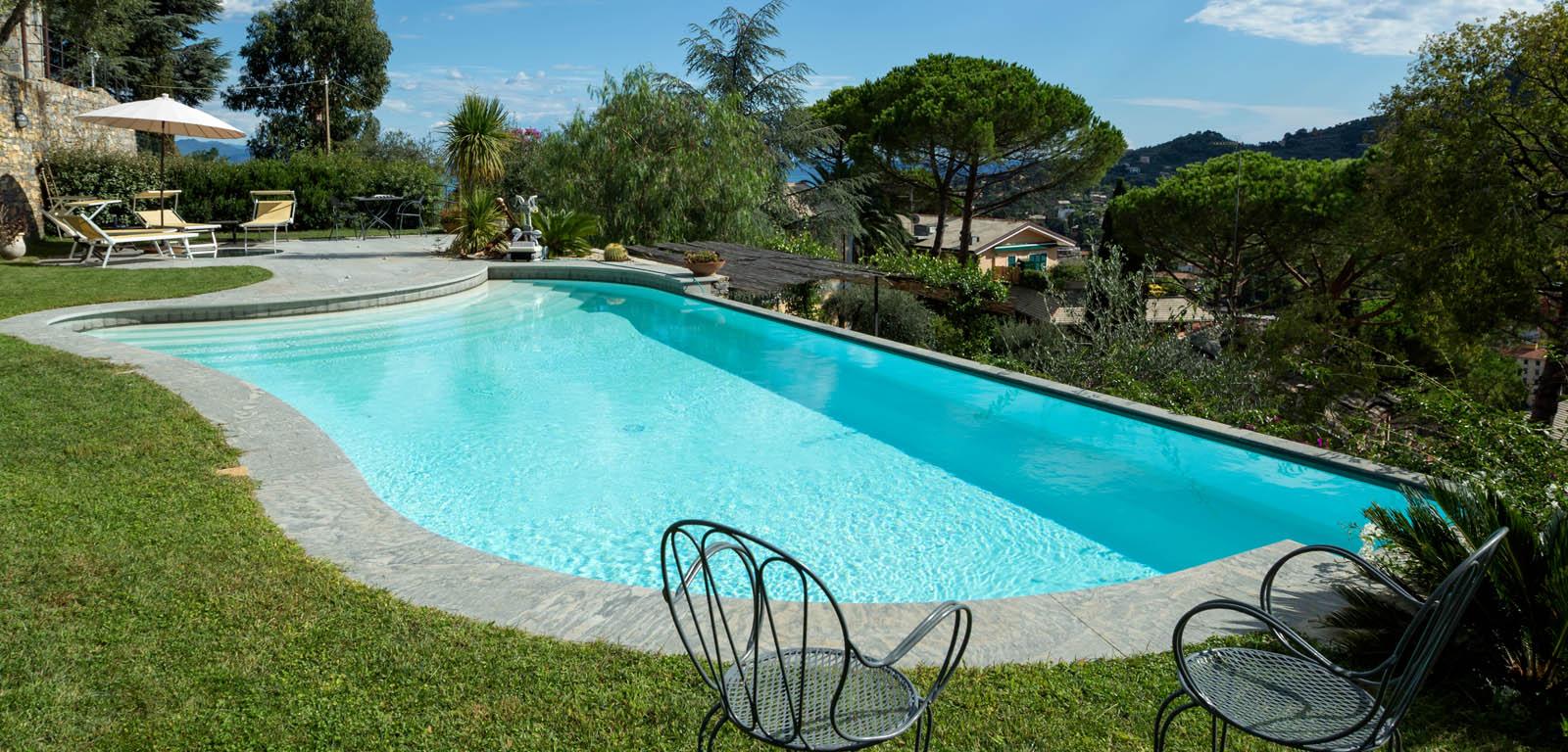 Quanto Costa Piscina Interrata blu design, progettazione costruzione e vendita piscine, napoli